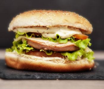 burger al foie gras