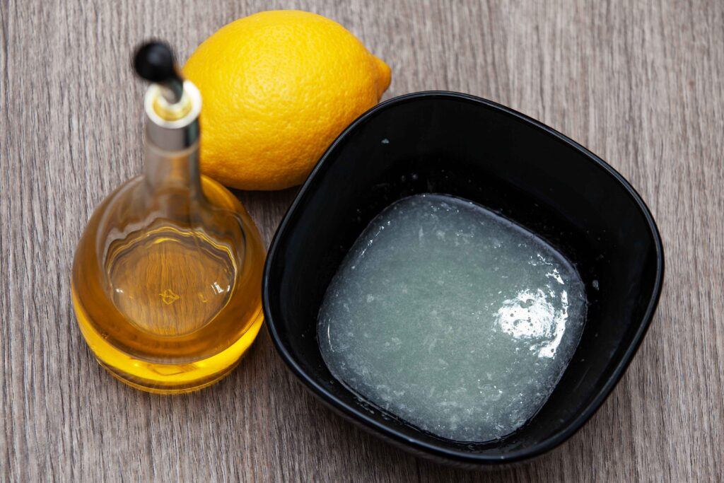 Filetto di orata gratinato al limone - Padelle Volanti